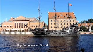 Download GDANSK POLAND AMAZING CITY HD Video