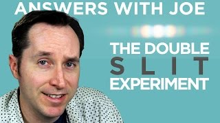 Download Down The Rabbit Hole of the Double Slit Experiment | Answers With Joe Video