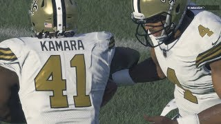 Download ALL ROOKIE TEAM! Alvin Kamara IS UNTOUCHABLE! - Madden 18 Ultimate Gameplay Video