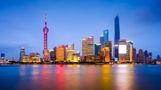 Download Shanghai in 4K Video