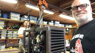 Download SV Seeker Live - The ″Tony″ diesel generator. Video