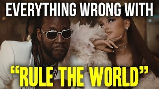 Download Everything Wrong With 2 Chaniz - ″Rule the World ft. Ariana Grande″ Video