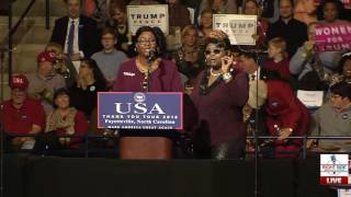 Download Diamond & Silk Speak at Donald Trump Rally in Fayetteville, NC 12/6/16 Video