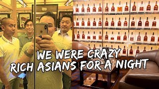 Download We Were Crazy Rich Asians For a Night | Vlog #339 Video