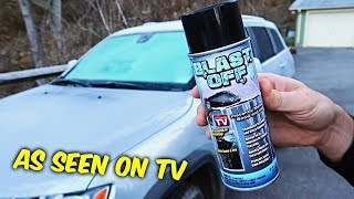 Download Blast Off Windshield Defroster - As Seen on TV Video
