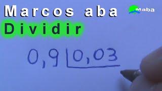 Download DIVISÃO - Aula 07 - Números decimais Video