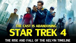 Download Star Trek 4 Loses Pine and Hemsworth - The Rise and Fall of The Kelvin Timeline Video