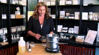 Download Recipe for Beeswax Face Cream : Natural Skin Care Video