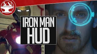 Download Real Working Iron Man HUD (the EXO is BACK!) Video