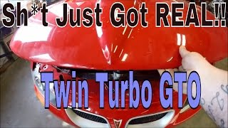 Download DFR's Twin Turbo Pontiac GTO Video