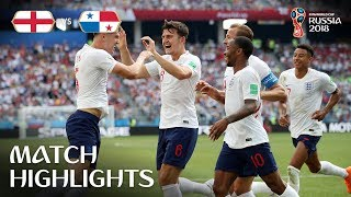 Download England v Panama - 2018 FIFA World Cup Russia™ - Match 30 Video