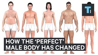 Download How the perfect body for men has changed over the last 150 years Video