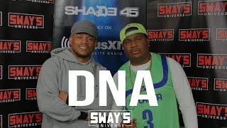 Download The Most Viewed Battle Rapper in History: DNA on His Missing Tooth, Last Time He Cried + Freesytle Video