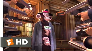 Download Madagascar (2005) - Caught in Grand Central Station Scene (1/10) | Movieclips Video