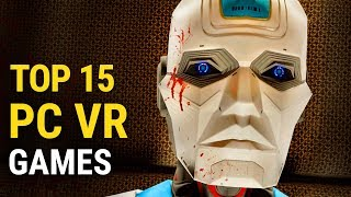 Download Top 15 VR PC Games of All Time | whatoplay Video