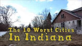Download The 10 Worst Cities in Indiana Explained Video