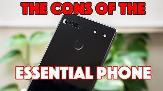 Download The CONS of OWNING an Essential Phone! Video