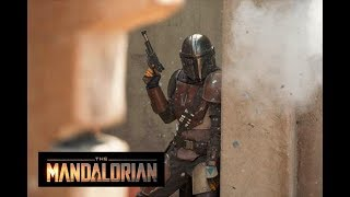 Download We got out first glimpse at the new 'Star Wars' show: 'The Mandalorian' Video