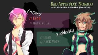 Download 『Rockleetist』 Bad Apple!! - English 『Ashe』 Video