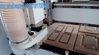 Download Door window Cabinet ATC Woodworking CNC router Machine Video