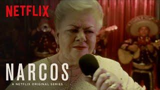 Download Narcos   Clip: Paquita la del Barrio Sings to Pablo Escobar   Netflix Video