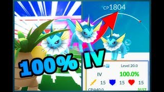 Download 100% IV VAPOREON FROM RAID IN POKEMON GO | Pokemon GO UPDATED to Ver 0.79.3 Video