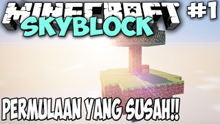 Download SKYBLOCK TERSUSAH!! - Minecraft Skyblock Indonesia - #1 Video