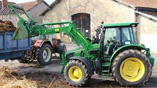 Download Essai tracteur John Deere 5100R - Test drive - Avis et commentaires Video