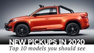 Download Top 10 Upcoming Pickup Trucks You Should Buy in 2020 Model Year Video