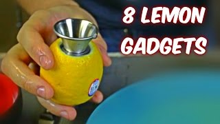 Download 8 Lemon Gadgets put to the Test Video