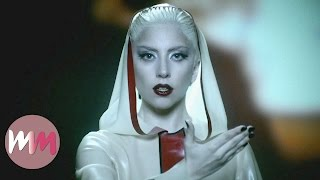 Download Top 10 Best Lady Gaga Music Videos Video
