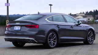 Download 2018 Audi S5 Sportback - First Look Video