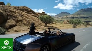 Download FINAL FANTASY XV – Ride Together Video