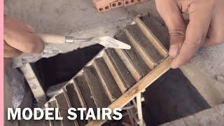 Download HOW TO BUILD STAIRS IN CONCRETE-CÓMO CONSTRUIR UNA ESCALERA EN CONCRETO Video