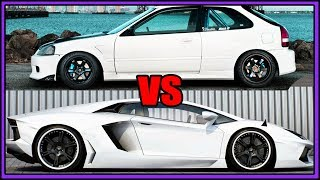 Download SUPERCARS VS SLEEPERS *INSANE* Video
