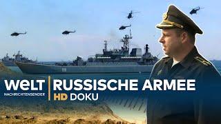 Download Die RUSSISCHE ARMEE - Modernisiert, Aufgerüstet & Wiedererstarkt | HD Doku Video