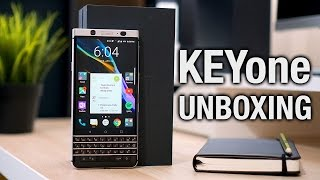 Download BlackBerry KEYone unboxing: it's finally here! Video