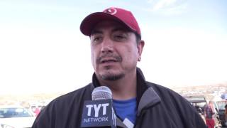 Download Standing Rock Chairman Responds To Army Corps Eviction Threat Video