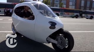Download The Self Balancing Electric Motorcycle of the Future | The New York Times Video