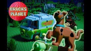 Download The Mystery Machine 75902 LEGO Scooby-Doo - Stop Motion Review Video