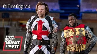 Download Jousting with Jason Sudeikis and Kevin Hart Video