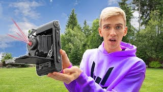 Download Testing PROJECT ZORGO CAMERA with GAME MASTER SPY GADGET MACHINE!! (Mystery Spy Location Found) Video