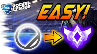 Download 2 EASY Rocket League TRICKS THAT WILL MAKE YOU BETTER! - Rocket League Tips (Aerials/Freestyles) Video