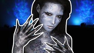 Download SIREN Makeup AND Webbed Hands FX Tutorial Video