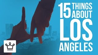 Download 15 Things You Didn't Know About Los Angeles Video