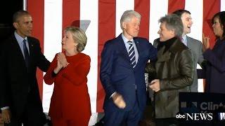 Download Hillary Clinton FULL SPEECH with President Obama, Bill, Michelle, & Chelsea   Philadelphia Rally Video
