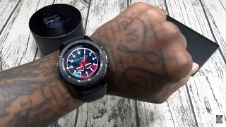 Download Samsung Gear S3 Frontier Unboxing and First Impressions Video