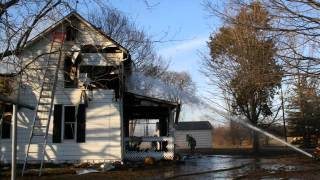 Download Brownstown Structure Fire 2-14-2008 Video
