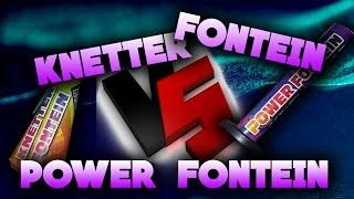 Download Knetter Fontein VS Power Fontijn || Vergelijking || 2016/2017 Video