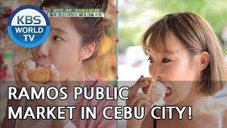 Download Welcome to Ramos Public Market in Cebu City! [Battle Trip/2018.09.02] Video